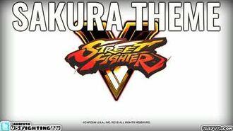 STREET FIGHTER V Sakura Theme (full version)