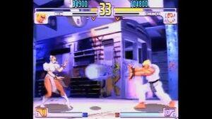 Street Fighter - Daigo VS Justin BEST HD QUALITY
