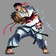 Udon MvC2 Ryu