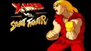 X-Men vs Street Fighter Music - KEN