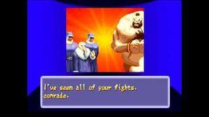 Street Fighter Alpha 2 Zangief Ending
