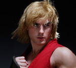 Christian Howard as Ken- SF Assassin's Fist