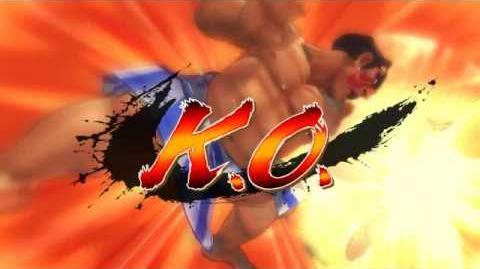 Super Street Fighter 4 - E