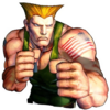 Character select Guile SFIV