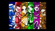 Neo Geo Pocket - SNK Vs Capcom - Card Fighters Clash Intro