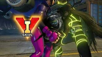 Street Fighter™ V Champion Edition - Seth.