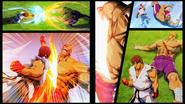 Ryu SFVAE SF1 Ending