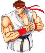 SFII- Ryu