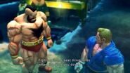 Ultra Street Fighter 4 All Characters Rival Cutscenes English