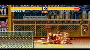 Let's Compare (Street Fighter II)