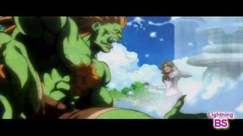 Super Street Fighter IV Stories - Blanka