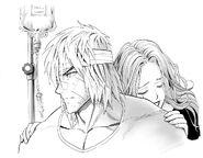 Ken and Eliza by Yusuke Murata