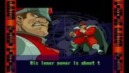 M Bison SFAIII Character Introduction