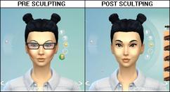 Sculpting chun li