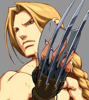 Character Select Vega by UdonCrew