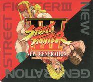 Street Fighter III Original Arrange Album