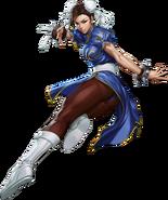 Chun-Li SFIII3rdStrike-Online Edition artwork