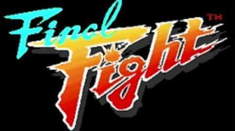 Final Fight (Arcade) - Rolento Battle