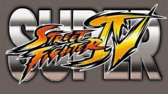 Super Street Fighter IV - Exciting Street Scene Stage (India)