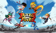 Puzzle Fighter Cover