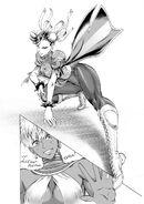 SF Novel-Chun-Li and Elena
