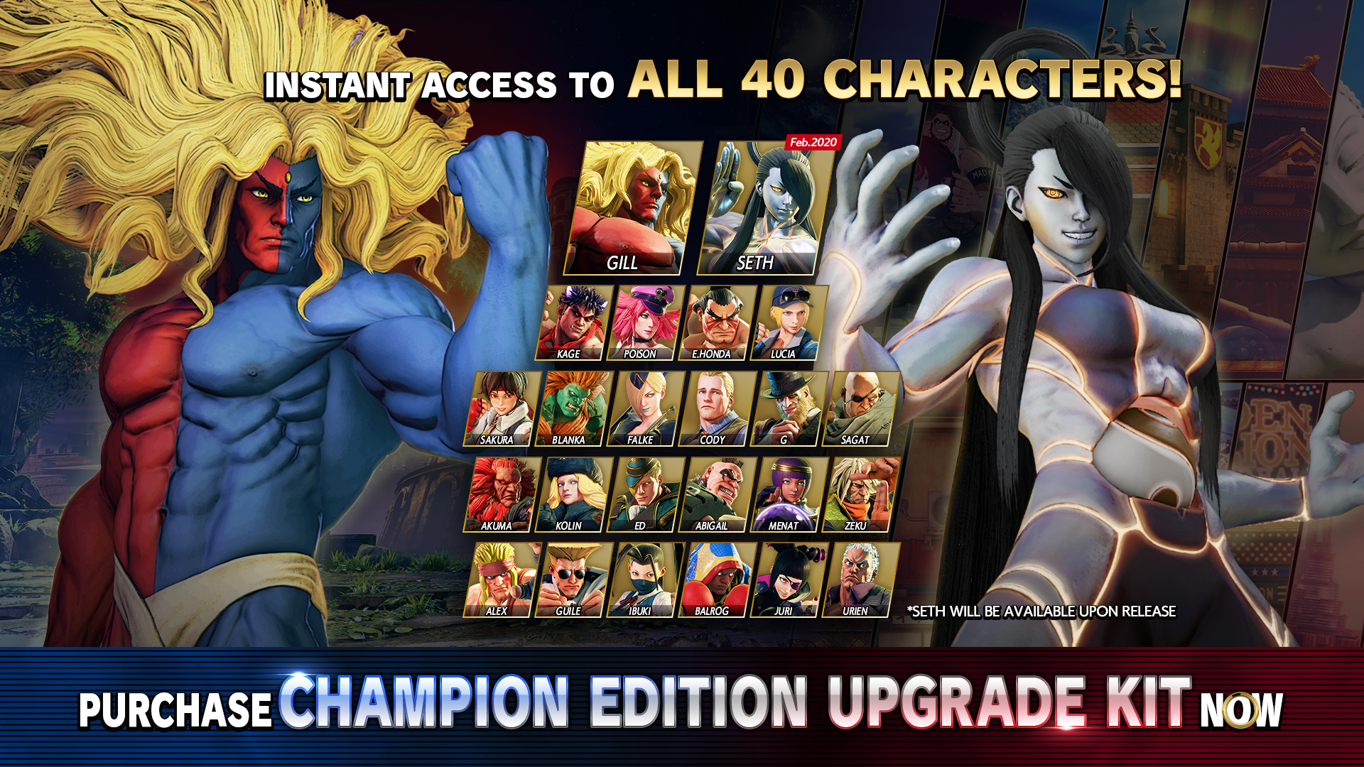 Street Fighter V Champion Edition Street Fighter Wiki Fandom