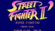 Street Fighter II' - Hyper Fighting intro