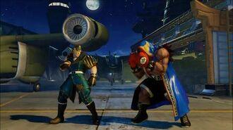 Street Fighter V - Ed Critical Art Psycho Barrage