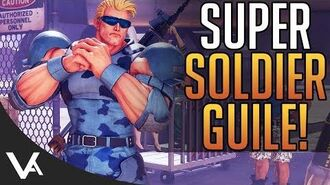 SFV - Nameless Super Soldier! Major Ryu Bug? News Roundup For Street Fighter 5 Arcade Edition