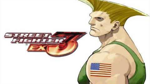 Street Fighter EX3 - Strange Sunset (Guile's Theme)