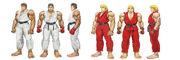 SFIV-Ryu and Ken Concept-2