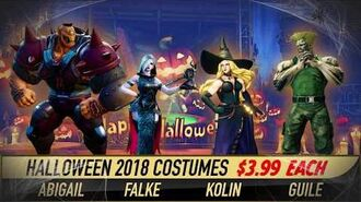 Street Fighter V Arcade Edition - Halloween Costumes 2018