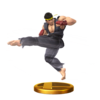 Trofeo de Ryu (alt.) SSB4 (Wii U)