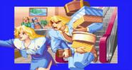SSFII Turbo-Ken Ending