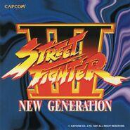 Street Fighter III New Generation - Original Soundtrack
