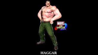 Marvel vs. Capcom Infinite OST - Theme of Haggar