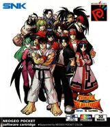 SNK vs Capcom -- The Match of the Millennium (cubierta europa)