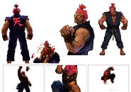 Akuma-streetfighter-2nd-impact-art