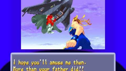 Street Fighter Alpha 2 Chun Ending