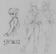 Chunli-early-streetfighter2-concept-sketches