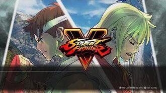 Street Fighter V 5 - Story Mode Preview (1080p 60fps)