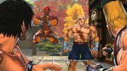 Street Fighter X Tekken - Sagat & Dhalsim's Rival Cutscene English Ver