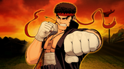 SFV-School Uniform Ryu