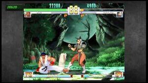 Street Fighter 3 Judgement Tests