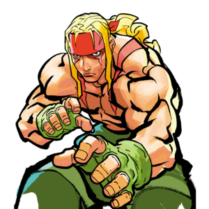 Alex Gallery Street Fighter Wiki Fandom