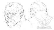 Balrog-sfv-face-sketch