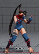 SFV Ibuki Summer Hidden Costume Easter Egg