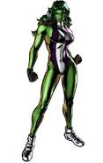 She-Hulk UMvsC3