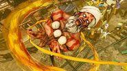 Street Fighter V Dhalsim trailer
