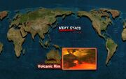 SFIV Volcanic Rim select